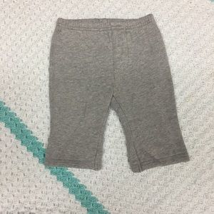 Old navy baby boy grey pants 3/6m